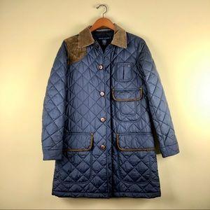 Ralph Lauren quilted coat size M